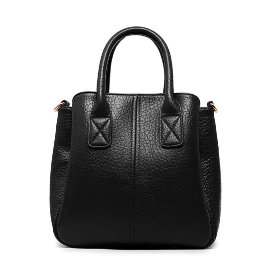 1e4a5555c8 Guangzhou Wholesale Lady Bag Leather Fashion Women Tote Handbag pictures    photos