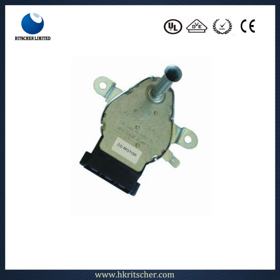 AC/DC 4W 1.8/2.2 Rpm High Efficiency AC Geared Ruducer Reversible Synchronous Motor