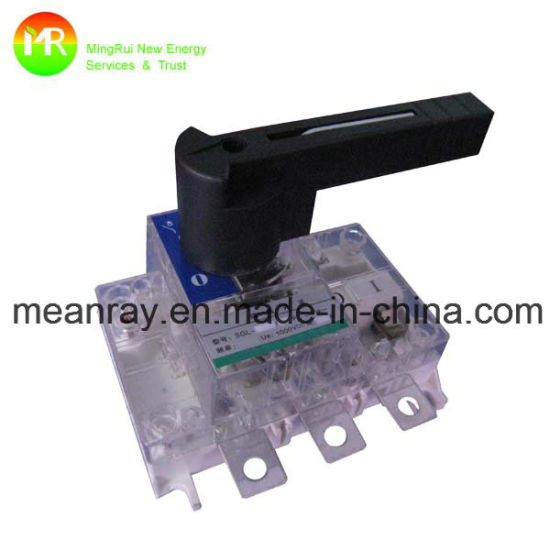 Isolator Switch Hgl Type for Outdoor and Indoor Use