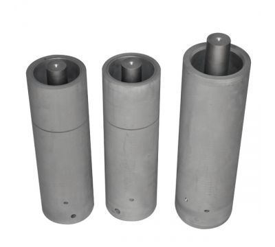 Customed High Quality Isostatic Pressure Graphite Tube for Continuous Casting