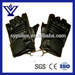 Camouflage Half-Finger Police Tactical Glove (SYPG-888) pictures & photos