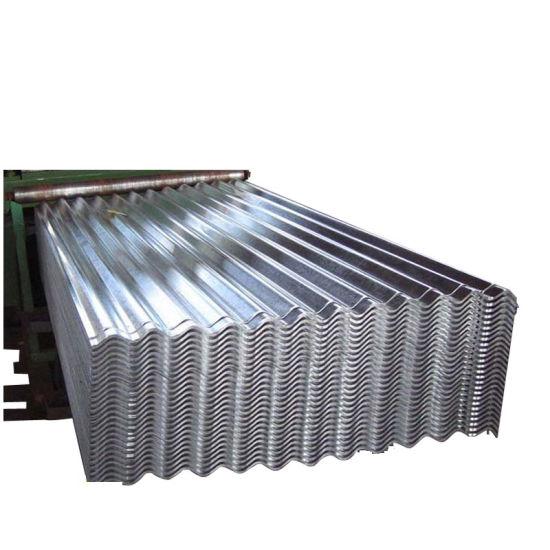 20 22 24 28 Gauge Corrugated Galvanized Roofing Sheet