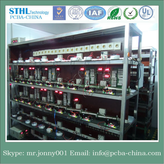 Manufacture Supplier of PCB/PCBA with CCTV PCB and PCBA Manufacture pictures & photos