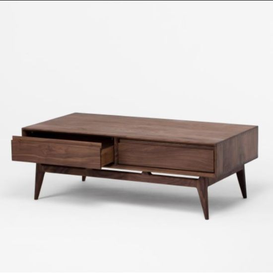 Walnut Oak TV Stand TV Table TV Cabinet Solid Wooden TV Unit