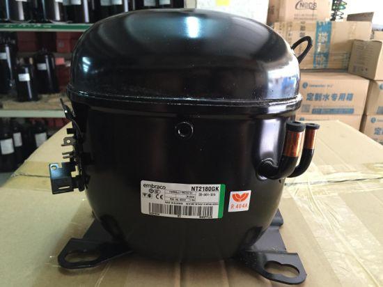 1/3HP Ne6187z Embraco Compressors (R134A, M/HBP)