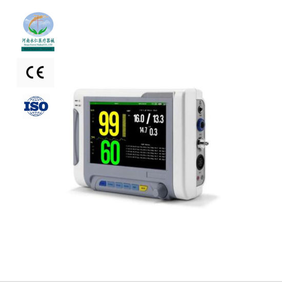 Ce Approved Factory Price Handheld Multi-Parameter Portable Patient Monitor