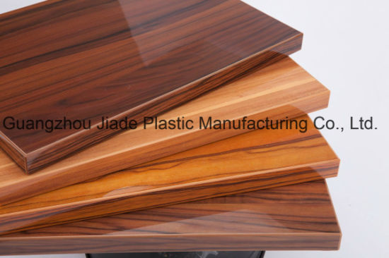Table PVC Decorative Wrapping Film for Furniture From China pictures & photos