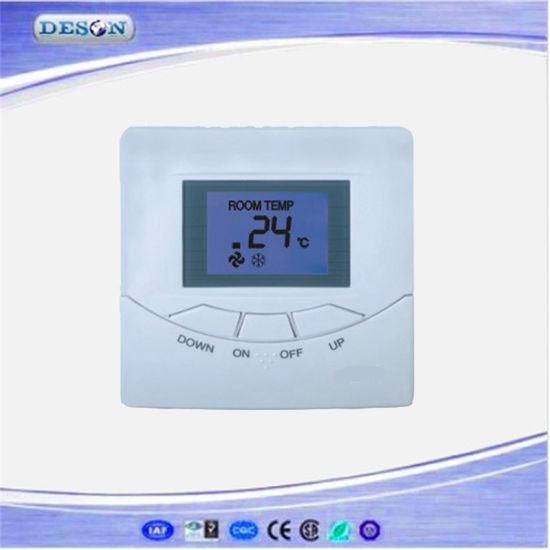 LC Intelligent Programmable Digital Room Thermostat for Central Air-Condition