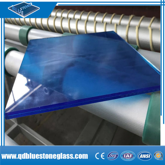 10.38mm Clear Safety Laminated Glass for Construction Decorative with Ce&ISO