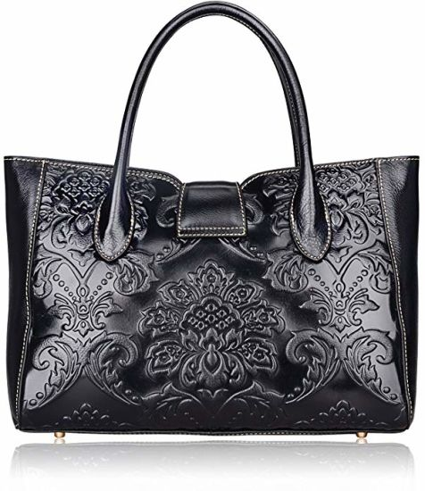 High Quality Flower Bag Designer Bag OEM/ODM Bags with Customer Logo Fashion Bag Large Handbag Fashion Handbags Replica Handbag (WDL01473)