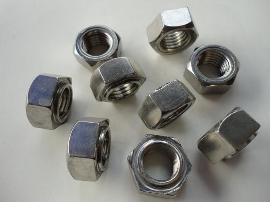 Hex Weld Nut (DIN 929 Stainless Steel) pictures & photos