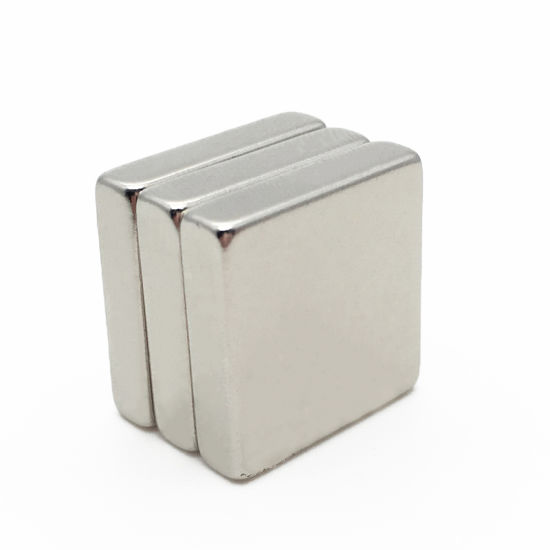 Super Strong Ultra Thin Block Neodymium Rare Earth Magnet