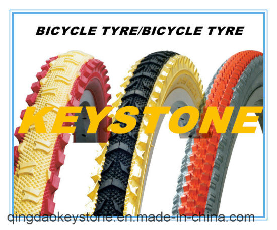 Top Quality Bicycle Tire (8'', 10'', 12'', 13'', 14'', 16'', 18'', 20'', 22'', 24'', 26'', 27'', 28'', 29'')
