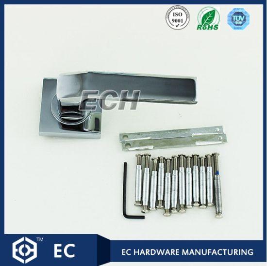 China Safe Lock Front Door Zinc Alloy Handle (54201) - China