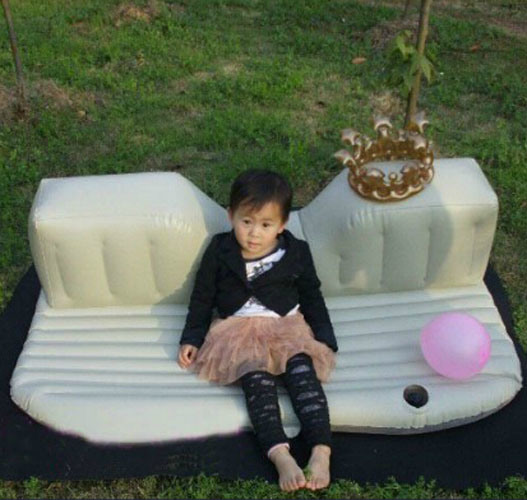 New Style Inflatable Car Air Bed pictures & photos