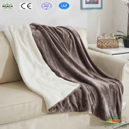 Stupendous Hot Sale Fleece Throw Big Soft Blankets On Couch Bed Sofa Theyellowbook Wood Chair Design Ideas Theyellowbookinfo