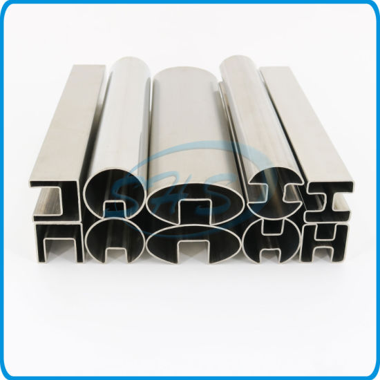 Stainless Steel Tube with Slot