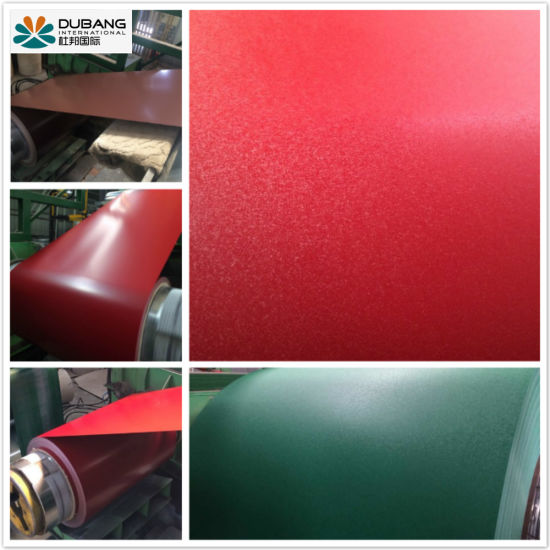 Low Price 600-1250mm Width Prepainted Galvanized Steel Sheet pictures & photos