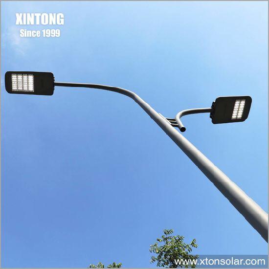Outdoor LED Street Lamp Pole for Street Garden Road Light
