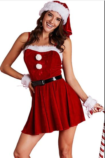 New Design Christmas Costumes pictures & photos
