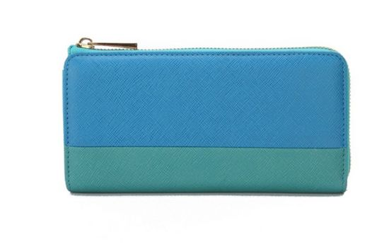 China Wallet Factory PU Material High Quality Lady Purse