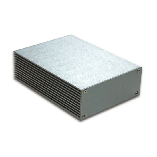 Extruded Aluminum Heat Sink Enclosure for Aluminum Heatsinks