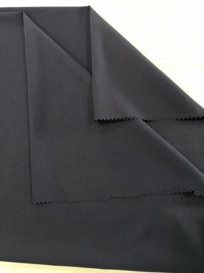 Outdoor Waterproof Down Jacket Windcoat 100 Polyester Fabric for Winter