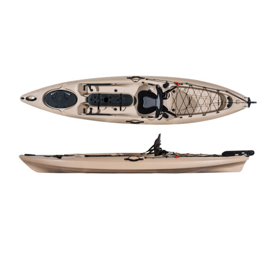 Plastic Rowing Boat PRO 12FT Fishing Kayak with Prices