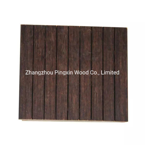 Whosales Best Factory Price Engineered Plywood Bamboo Plank Panels Sheet. pictures & photos