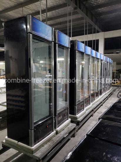 Refrigeration Beverage Cooler Refrigerator for Coca Cola