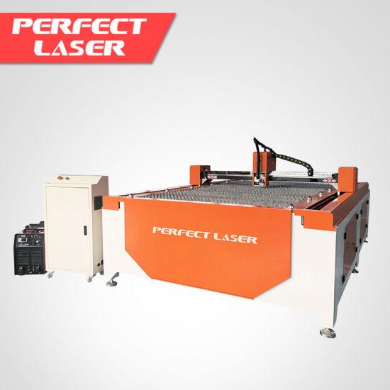 12mm Table Type CNC Flame / Plasma Metal Cutting Machine