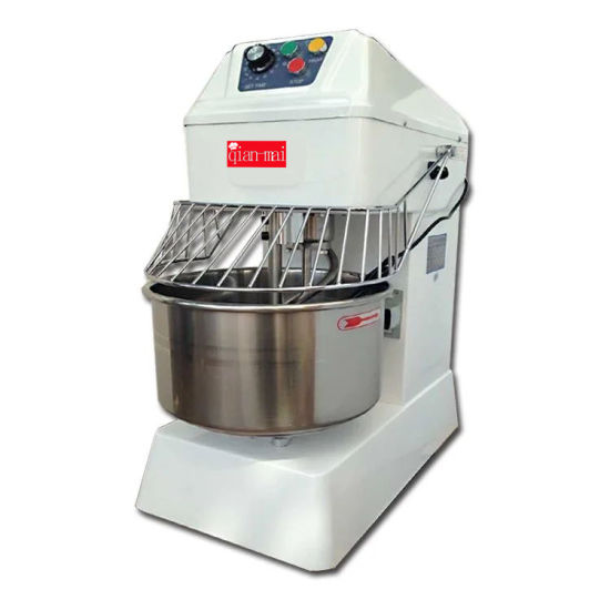 20L Commercial Bakery Equipment Dough Kneading Machine / Spiral Dough Mixer with Ce