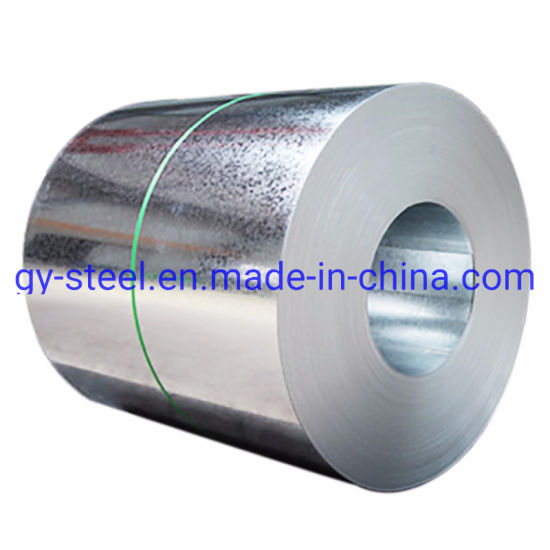 SGCC Zinc Coated Galvaized Steel Coil
