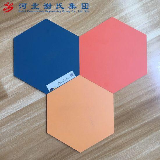 E1 Glue Melamine Faced Particle Board for Furniture