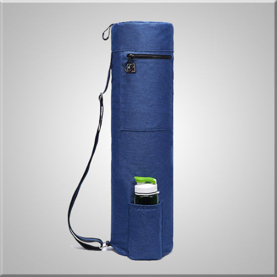 China Portable And Unisex Yoga Mat Bag Gym Bag Yoga Bag Suitable For Gym Fitness Outdoor Office Easy To Carry And Muti Functional Pockets To Storage Items China Sport Bag And