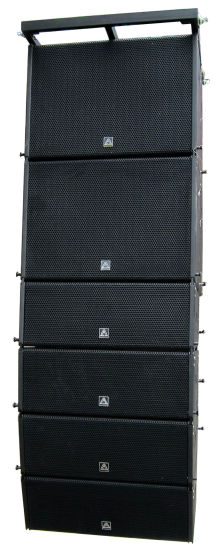 "Big Output Dual 12"" Line Array Speaker (LAT212 passive) pictures & photos"