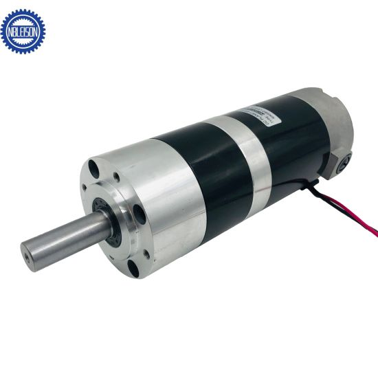 72mm High Torque 300kg DC Planetary Gearbox Motor DC 12V 24V pictures & photos