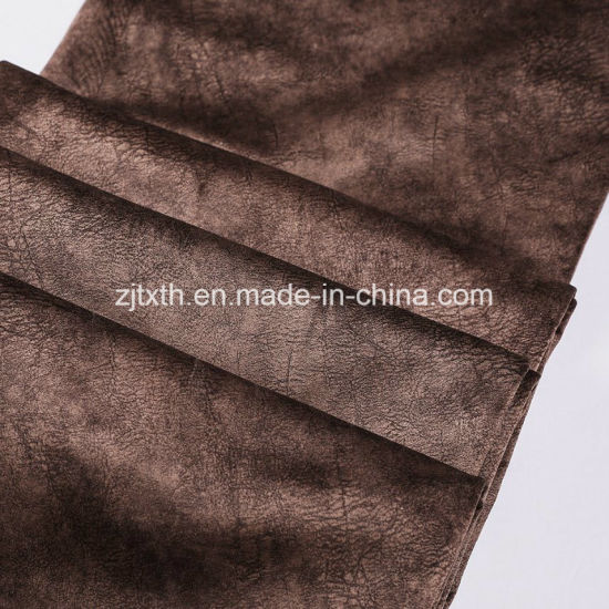 2018 China Supplier Used New Velvet Fabric pictures & photos