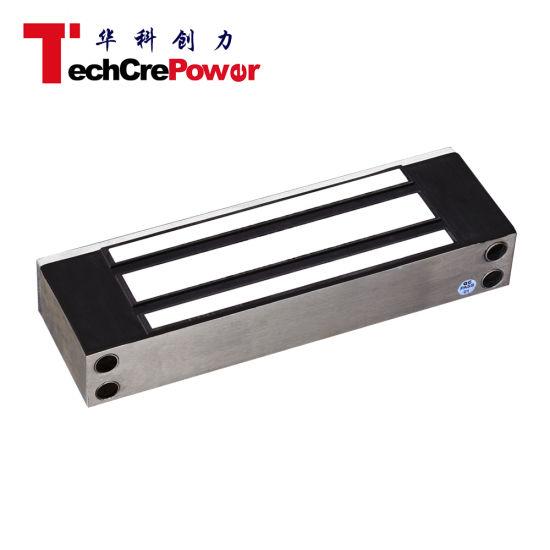 China El 500w Waterproof 1200lbs Magnetic Lock For Wooden Door