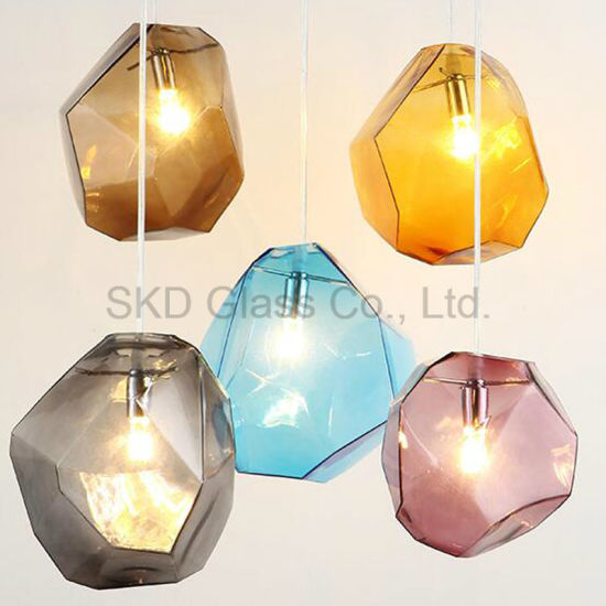 Stone Ing Gl For Pendant Lights