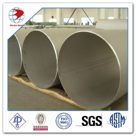 Dn800 Big Size Sch10s A312 Tp316L Welded Stainless Steel Pipe pictures & photos