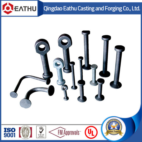 Steel Forged Lifting Earth Anchor