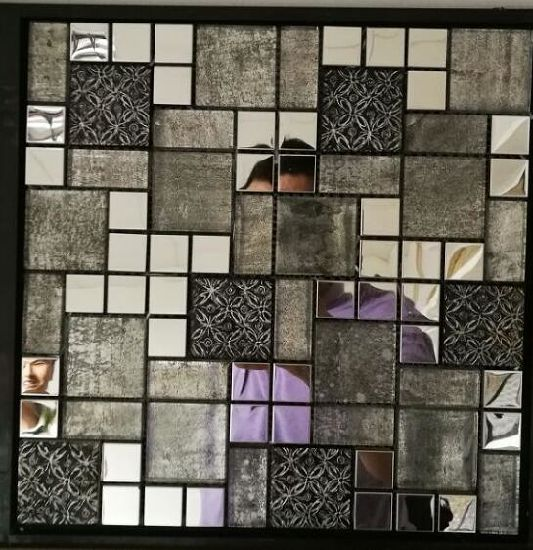 Wholesale Products China Premium Stainless Steel Glass Mosaics for Yemen