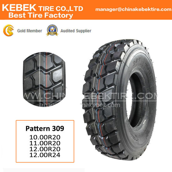 ECE DOT Top Brand Tubeless All Steel Radial TBR Tires Heavy Duty Dump Truck Tyre (1200R20 13R22.5 315/80R22.5 11R22.5 295/75R22.5)
