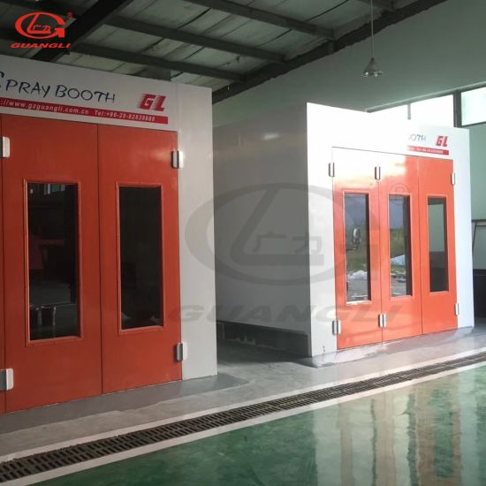 Gl Ce Approved Furniture Small Spray Booth for Sale