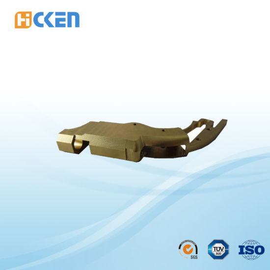 OEM China Manufacturer Brass CNC Milling Machinery Part pictures & photos