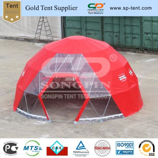Luxury Outdoor Event Garden Sphere Tent Manufacturer in China & Luxury Outdoor Event Garden Sphere Tent Manufacturer in China ...