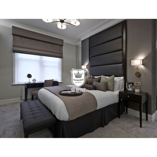 China Scotland 5 Star W Hotel Bedroom Furniture For Sale