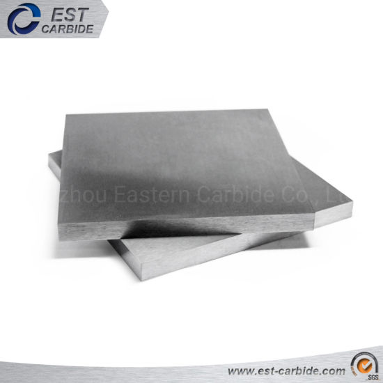 Top Performance Sintering Tungsten Carbide Plates for Cutting Steel
