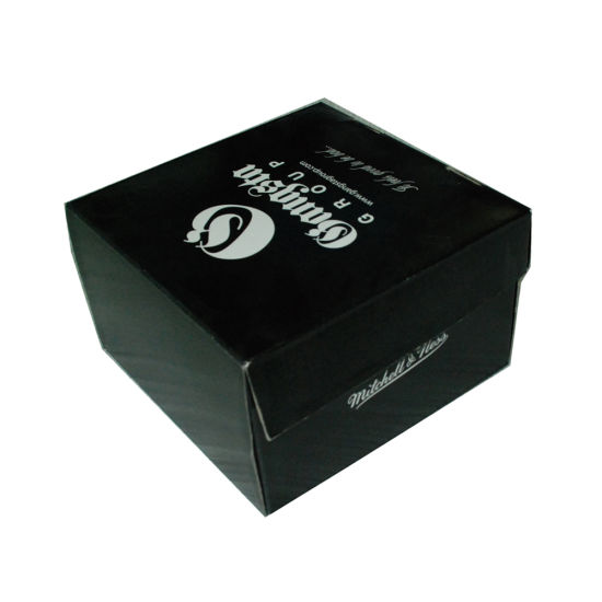 Solid Durable Corrugated Paper Packaging Box for Hat pictures & photos